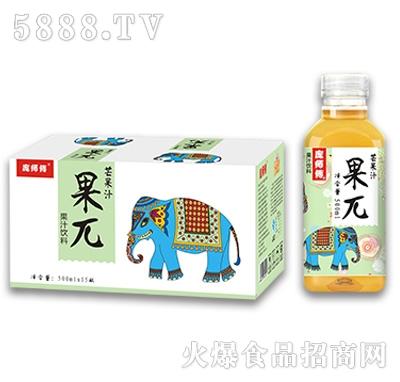 庞师傅果π芒果汁500mlx15瓶