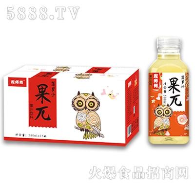 庞师傅果π菠萝汁500mlx15瓶