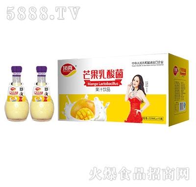 228ml芒果乳酸菌果汁饮品