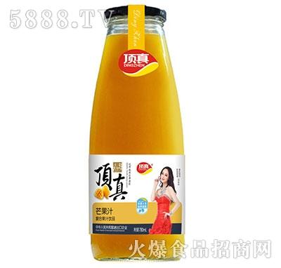 780ml顶真芒果汁-