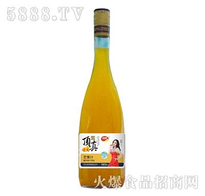 916ml顶真芒果汁复合果汁饮品