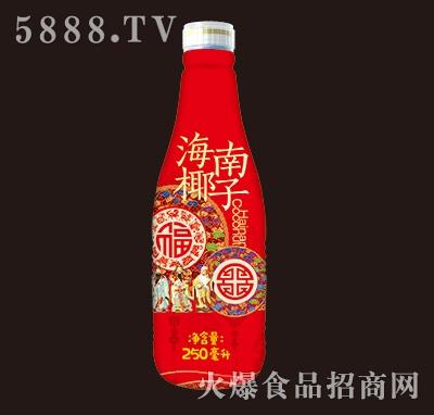 名人缘海南椰子汁250ml