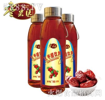 枣果园红枣醋饮料420ml