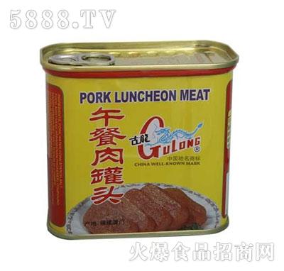 古龙午餐肉340g