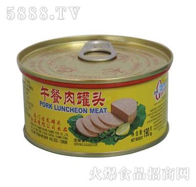 古龙午餐肉190g