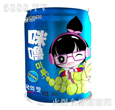 韩智咪噜饮料