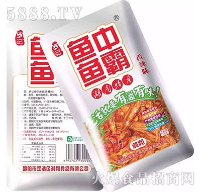 罗记鱼中鱼霸香辣味16g