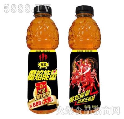 抢红包版程宝魔焰能量饮料(600ml)