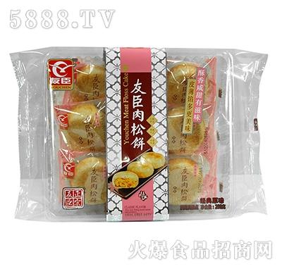 友臣肉松饼经典原味200g