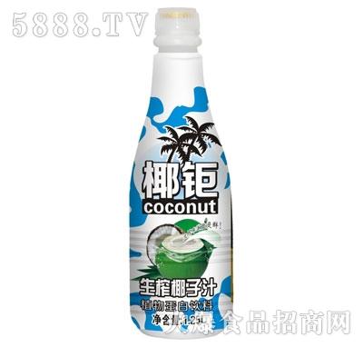 椰钜生榨椰子汁1.25L