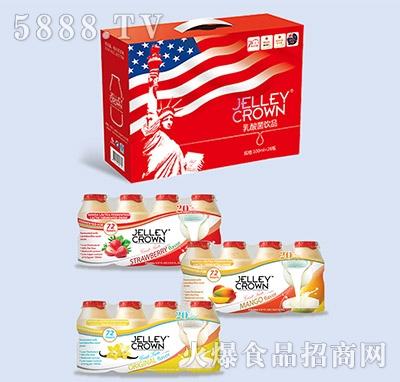 美国出口乳酸菌饮品箱装