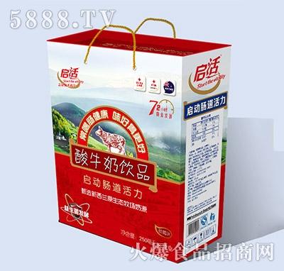 启活酸奶饮品250mlx12