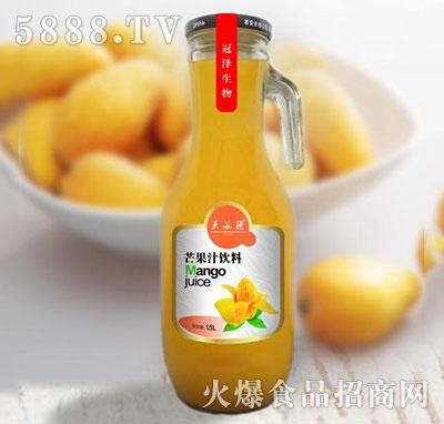 天海源芒果汁果汁1.5L