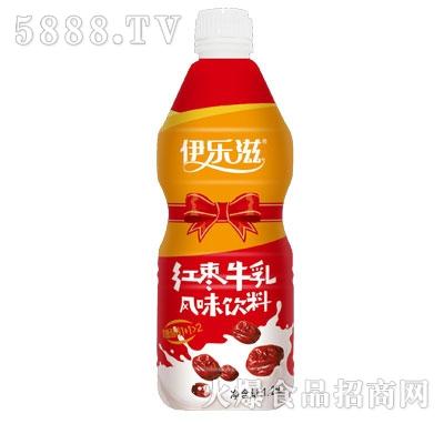 伊乐滋红枣牛乳风味饮料1.25L