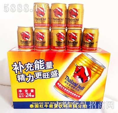 泰国红牛维生素动感饮料250mlx24罐