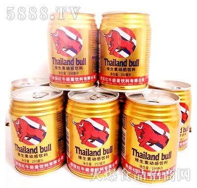 泰国红牛维生素动感饮料250ml多瓶装