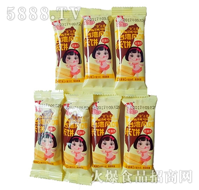 华妞台湾风味米饼