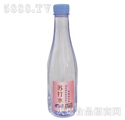 迪力士苏打水510ml柠檬味