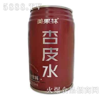 美果林杏皮茶310ml杏皮水
