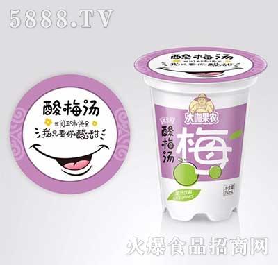 大咖果农酸梅汤饮料350ml