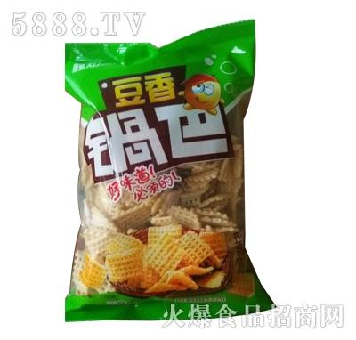 鑫知源豆香锅巴(绿)