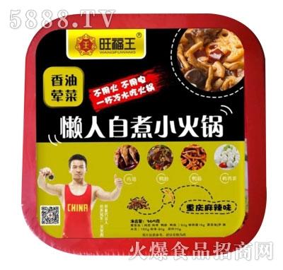 旺福王懒人自煮小火锅重庆麻辣味产品图