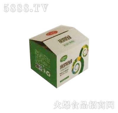 咔诺咔抹茶奶绿箱装