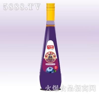 天合露硕果小镇蓝莓汁瓶