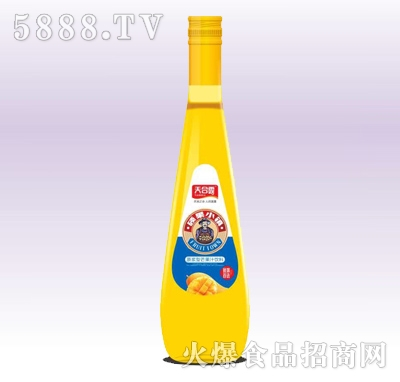 天合露硕果小镇芒果汁瓶