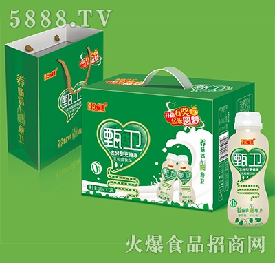 甄卫乳酸菌340mlx12瓶