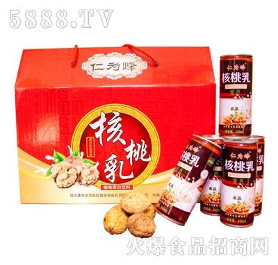 仁为峰核桃乳240mlX16罐