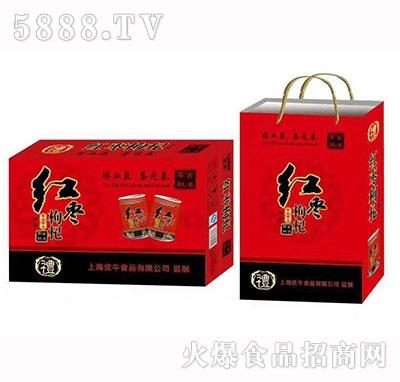 礼盒红枣枸杞汁