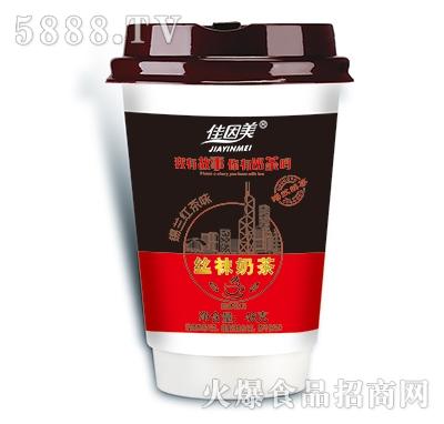 佳因美丝袜奶茶锡兰红茶味48g产品图