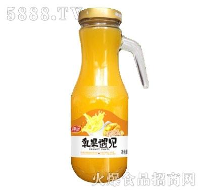 乳果相遇芒果乳酸菌风味