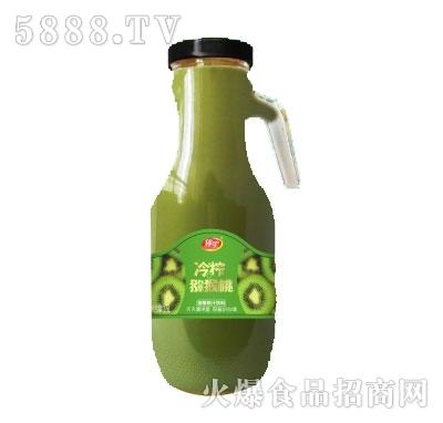 锦星冷猕猴果汁1.5L