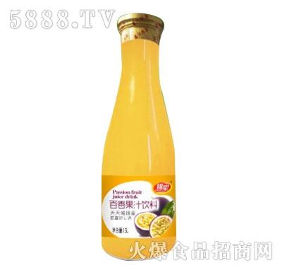锦星百香果汁饮料1.5L