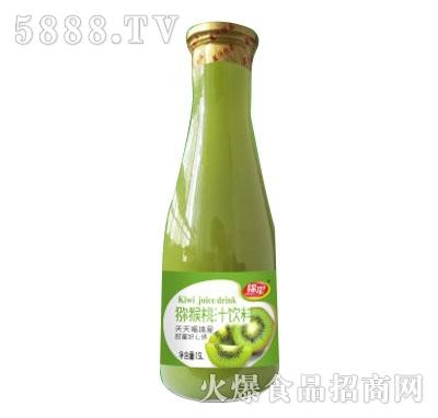 锦星猴果汁饮料1.5L