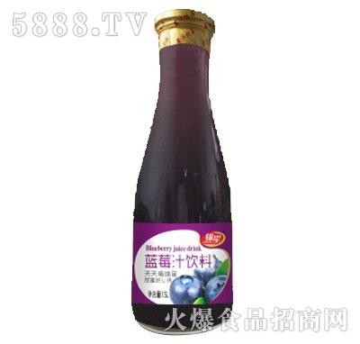 锦星蓝莓汁饮料1.5L
