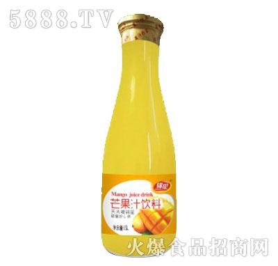锦星芒果汁饮料1.5L