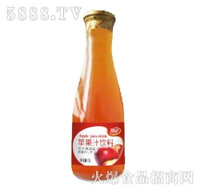 锦星苹果汁饮料1.5L