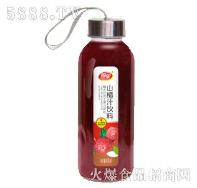 锦星山楂汁饮料420ml