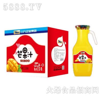鲸采芒果汁1.5LX6