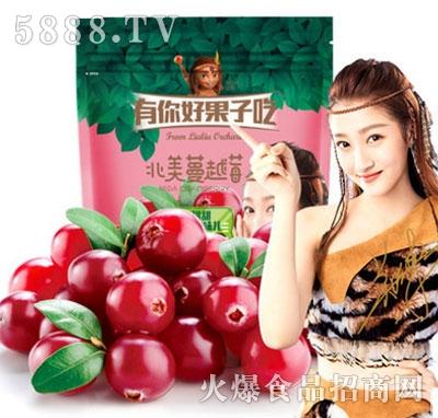 有你好果子吃蔓越莓100g
