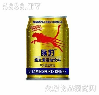 脉豹维生素运动饮料250ml