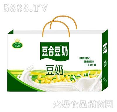 豆合豆豆奶礼盒