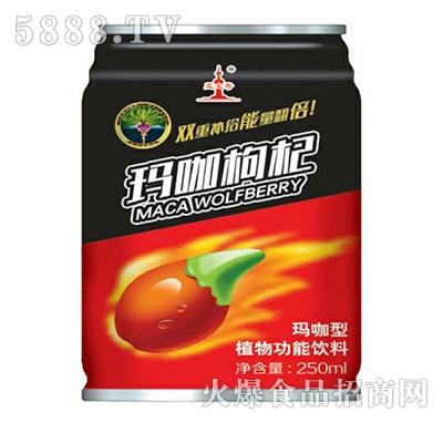 玛咖枸杞植物功能饮料250ml