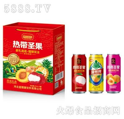 富顺康热带圣国果味饮料