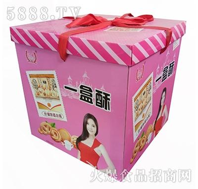 迎奉食品一盒酥饼干礼盒装