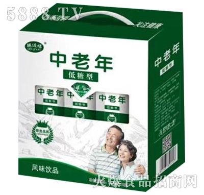 亲近福中老年低糖型饮品