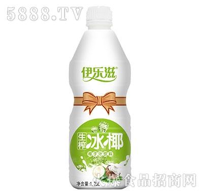 伊乐滋冰椰椰子汁1.25L产品图